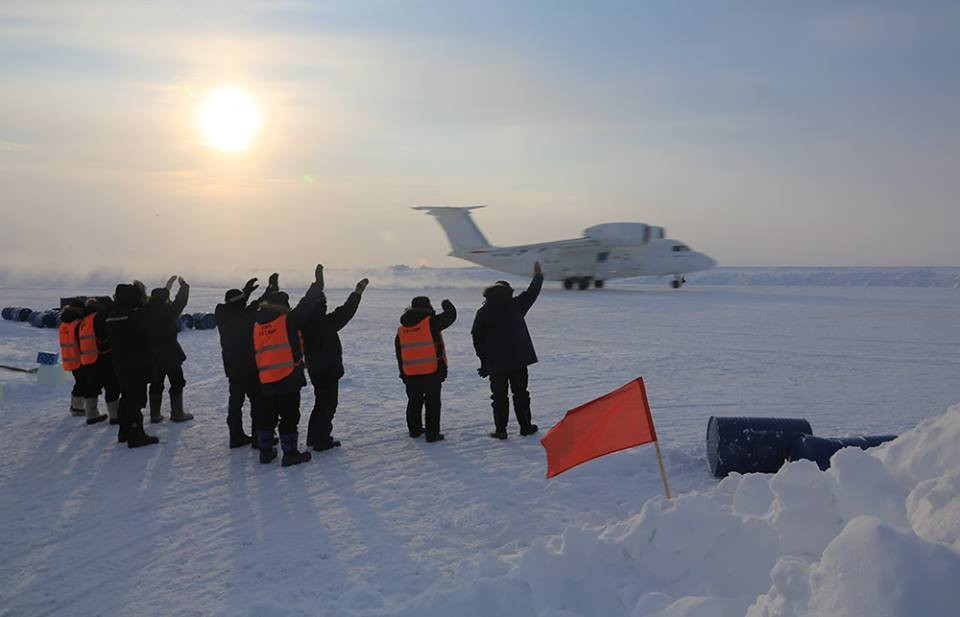 Barneo moves operations from Longyearbyen to Franz Josef ...