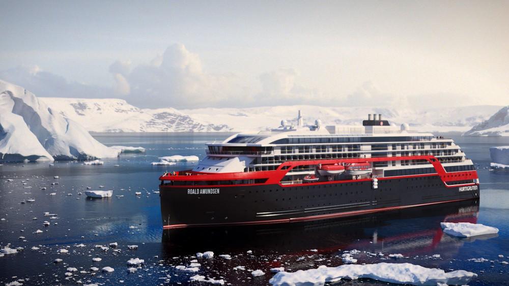 Hurtigruten Doesn T Fear Overcapacity In Arctic Cruise