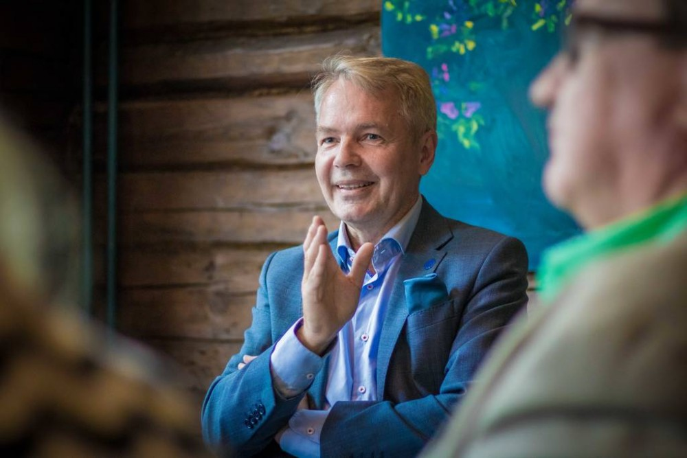 Pekka Haavisto Is Finland S New Green Foreign Minister