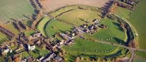Avebury circle
