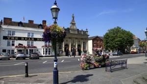 Devizes town centre