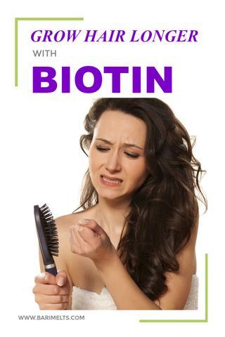 Biotin Help Grow Hair