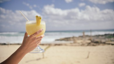 Pina Colada Weight Loss