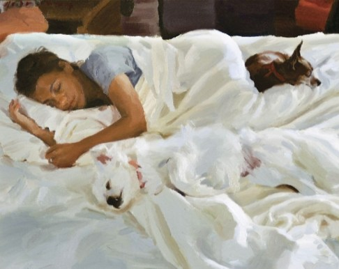 The Sleepers, 2006 by Michael De Brito