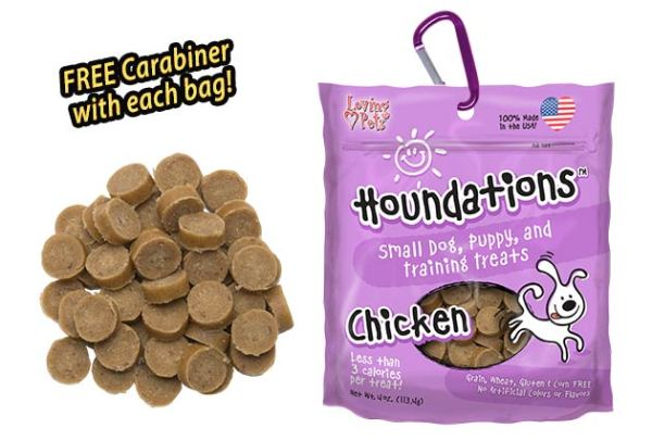 Grain Free Training Treats for Dogs