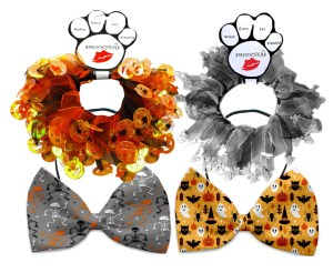 Halloween Neckwear for Dogs
