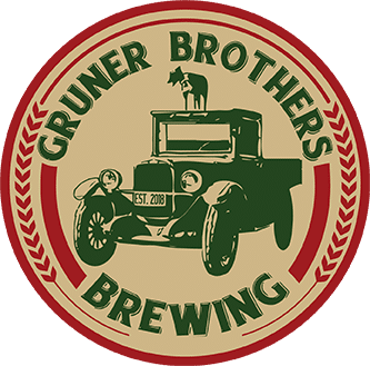 Gruner Brothers Brewing Logo