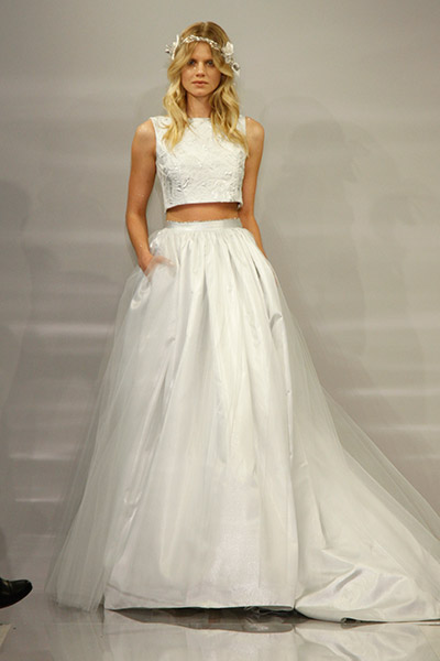 Wedding Gown Trends for 2015   The Barn at Allen Acres