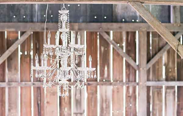 Unique Touches Inside The Barn