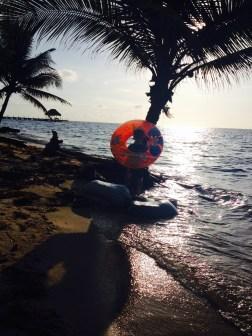 5:30am, its beach time
