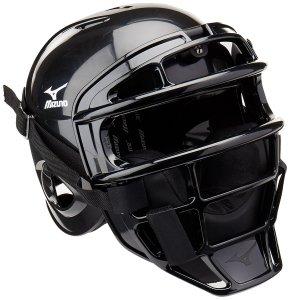 Mizuno Prospect Youth Catchers Gears Set, Black