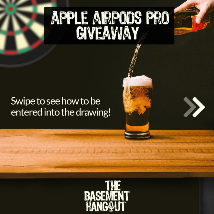 AirPods Pro Giveaway