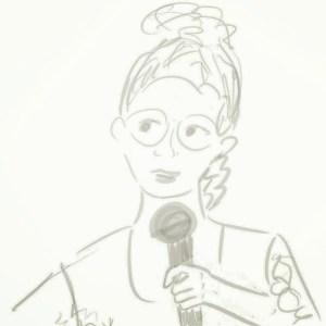 Comedian Teresa Westbrook