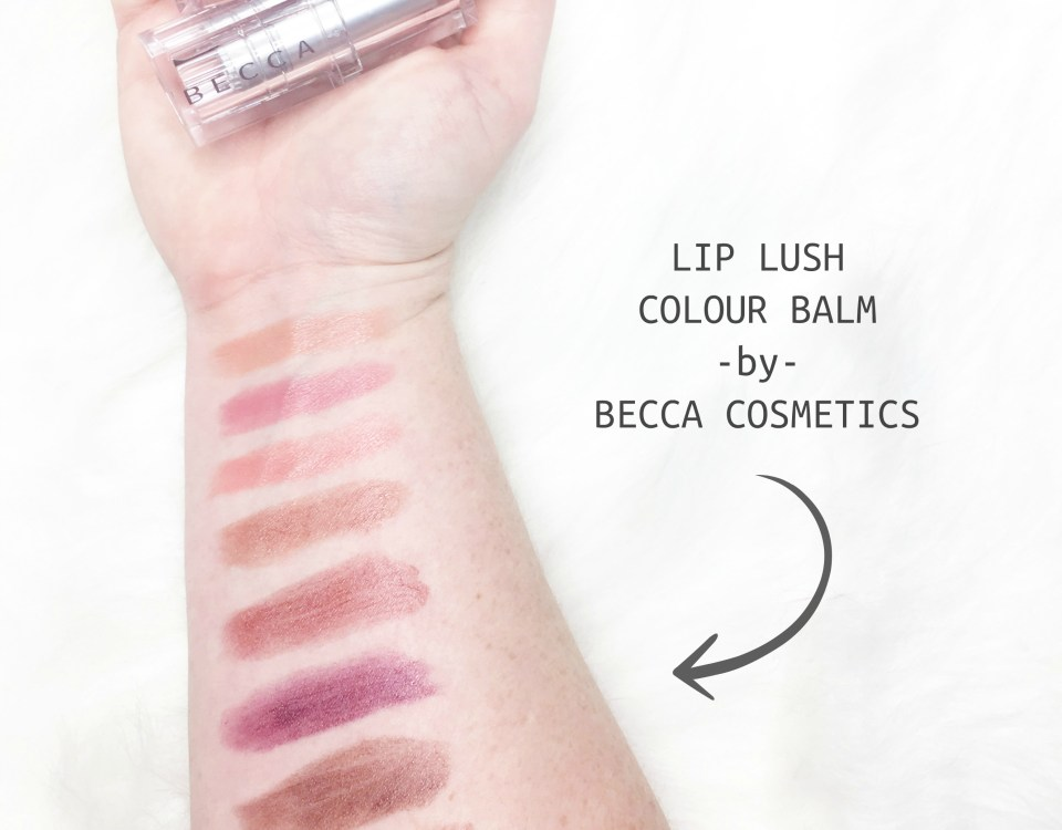 Becca Lip Lush Color Balm
