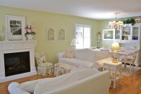 Shabby Chic Living Room Ideas For Furniture - The Basic ...