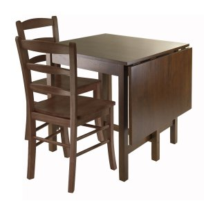 Facts about drop leaf dining tables the basic woodworking for Rectangular drop leaf dining table