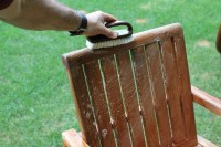 How To Clean Teak Outdoor Furniture - The Basic Woodworking