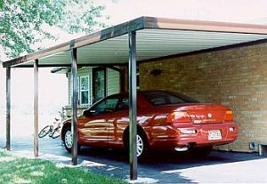 Lean To Carport Building Instructions And Plans The Basic