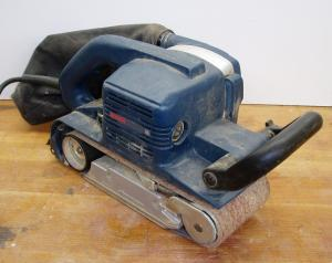 belt sander safety tips