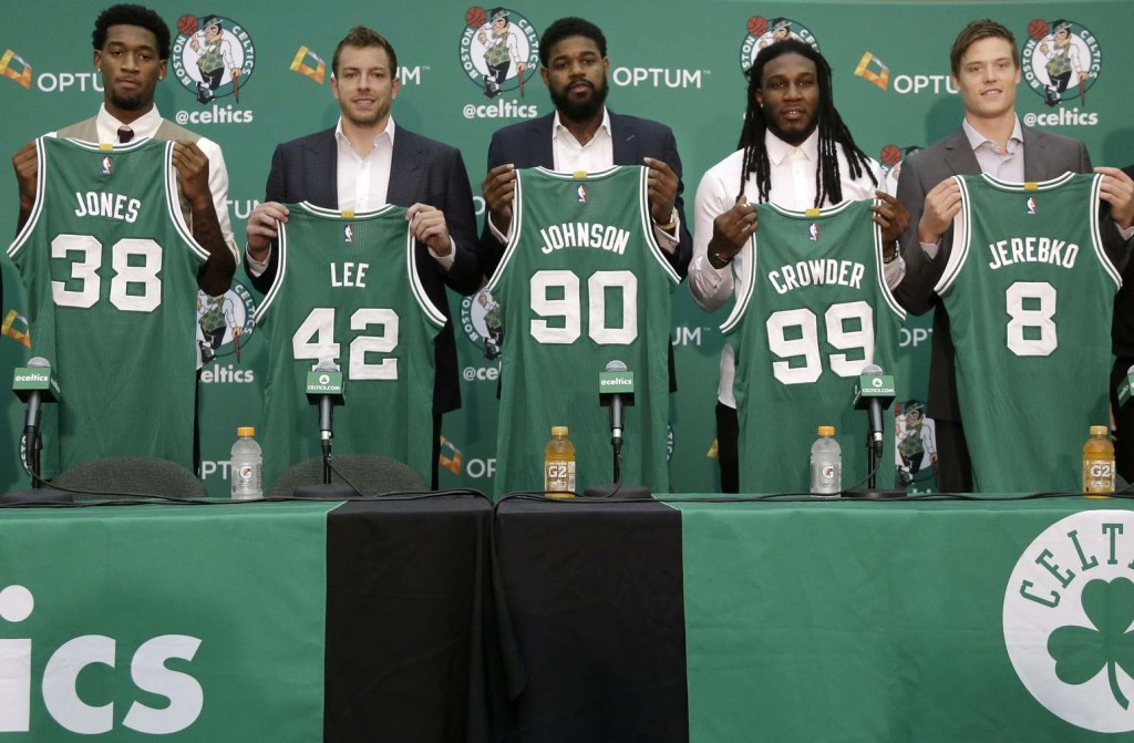 What is Danny Ainge going to do with this Celtics roster