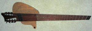 Fanned Fret Bass
