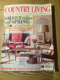 Country Living magazine..  The Bastle