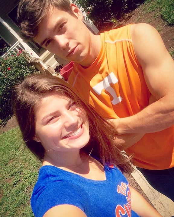 Lawson is pulling for Tennessee Football & Tori is for the Florida Gators who…