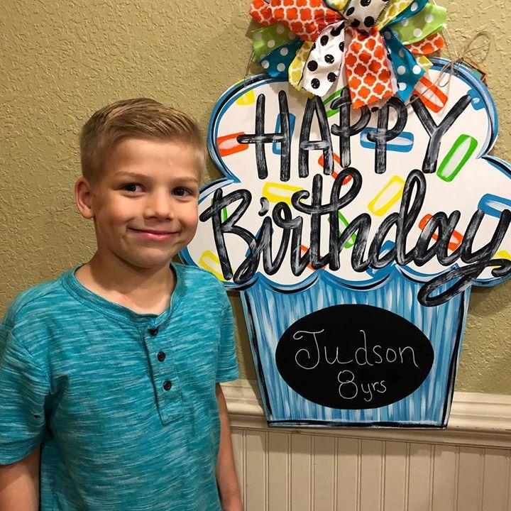 Picture 1: Happy Birthday Judson! My sweet little gentleman that acts so much older…