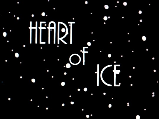 Image result for heart of ice