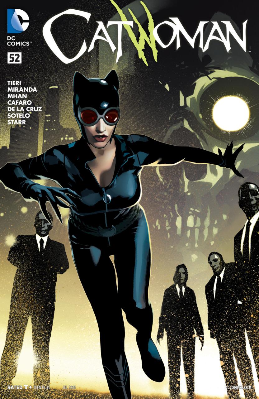 The Batman Universe  Review Catwoman 52
