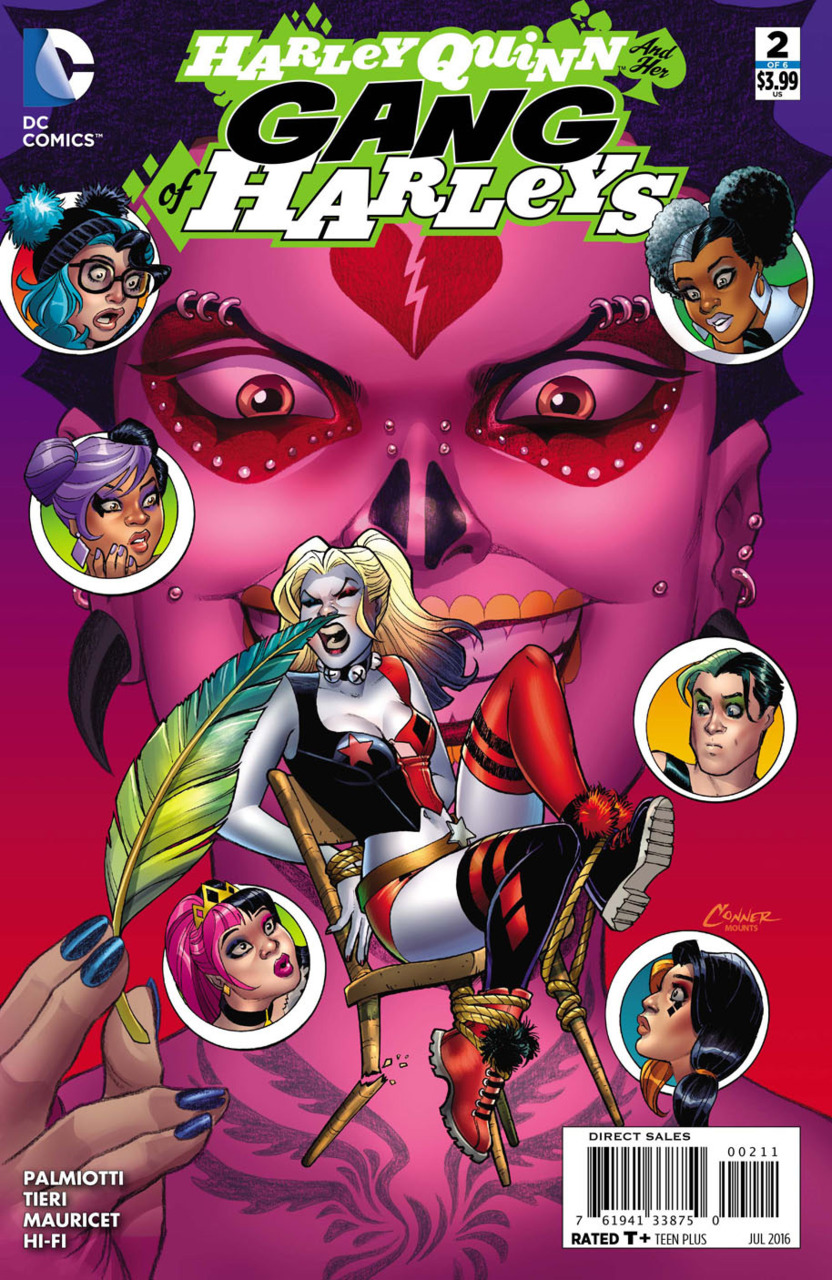 The Batman Universe  Review Harley Quinn and Her Gang of