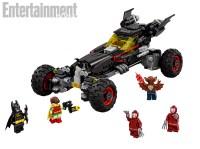 The Batman Universe  First LEGO Batman Movie LEGO Sets ...