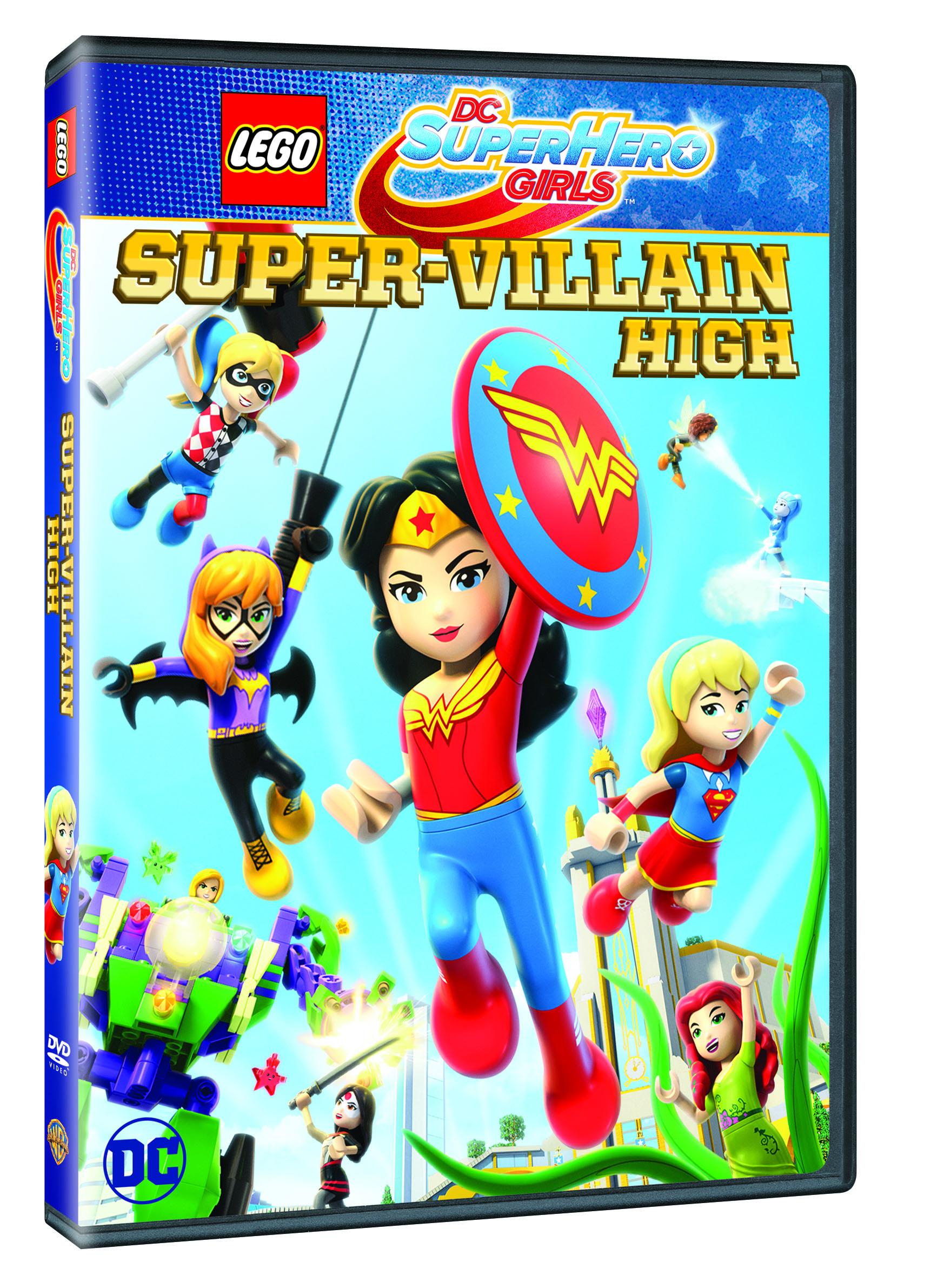 The Batman Universe Review Lego Dc Super Hero Girls