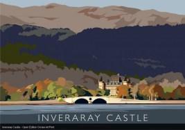 Inveraray_Castle_by_Peter_McDermott