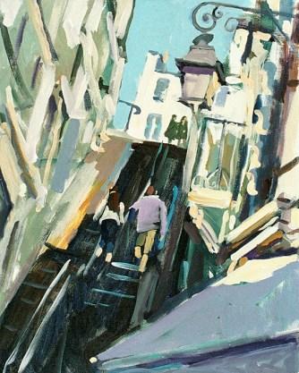 Angle on Paris - Mairi Aitken