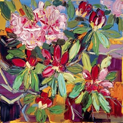 Artist Judith I. Bridgland