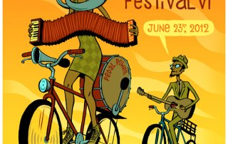 Bicycle Music Festival 2012
