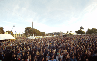 TIMF 2012 Time Lapse - produced by The Bay Bridged