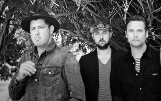 Augustines, who perform at the Independent Monday