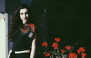 marissa nadler - photo by Courtney Brooke Hall