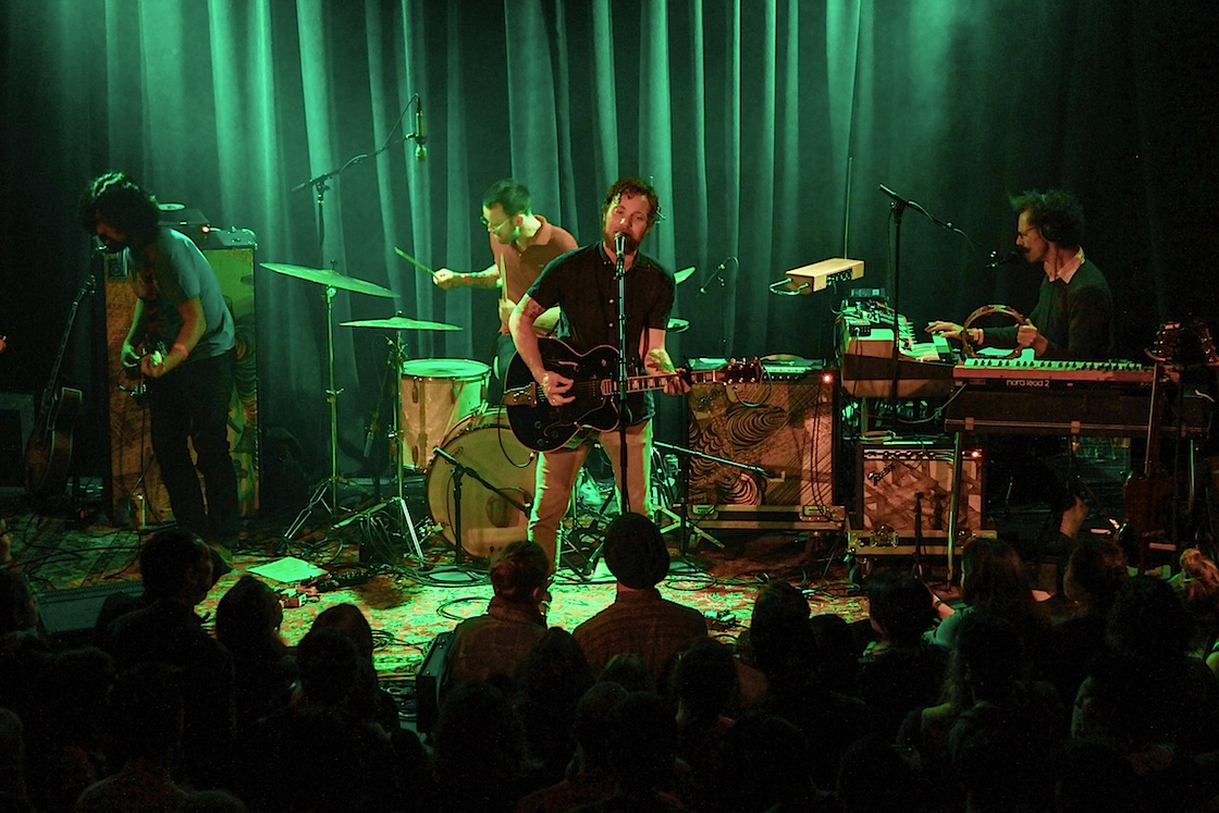 Noise Pop 2014: Rogue Wave @ The Chapel - photo by Jon Ching
