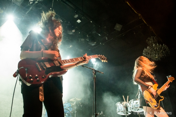 Haim @ The Fillmore - 4/10/14 - Photo by: Paige Parsons