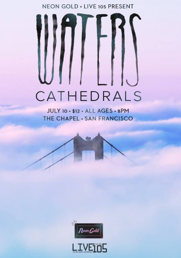 WATERS & Cathedrals @ The Chapel