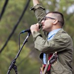 Bleachers @ 2014 Outside Lands Music Festival - Photo by Daniel Kielman