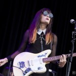 Dum Dum Girls @ 2014 Outside Lands Music Festival - Photo by Daniel Kielman