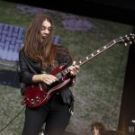 Haim @ 2014 Outside Lands Music Festival - Photo by Daniel Kielman