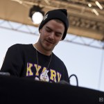 Ryan Hemsworth @ Treasure Island Music Festival 2014 Saturday, by Daniel Kielman