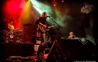 The War On Drugs @ The Fillmore (Photo: Paige Parsons)