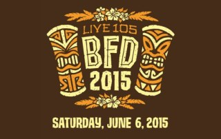 Live 105 BFD 2015