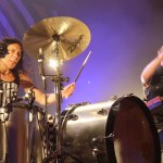 Matt and Kim @ The Warfield, 5/2/15 (photo: Jason Shane)